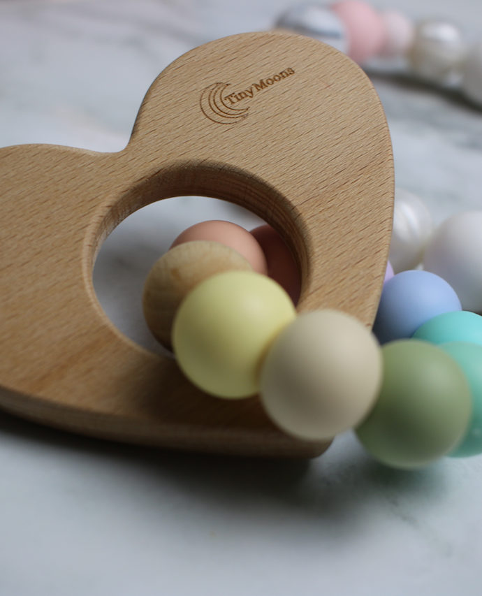 Tiny Moons teething toys review