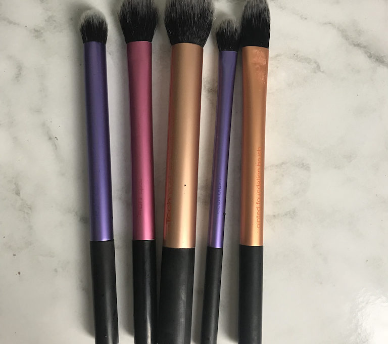 How to fix your Real Technique brushes